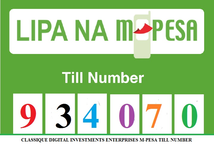 Lipa-na-M-PESA for Cyber