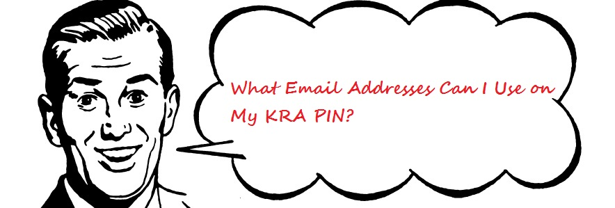 How to Change Email Address on KRA PIN