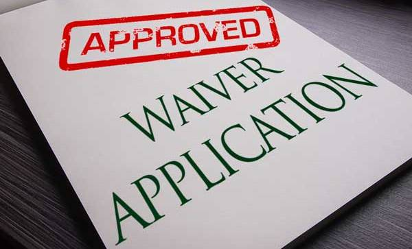 kra waiver application