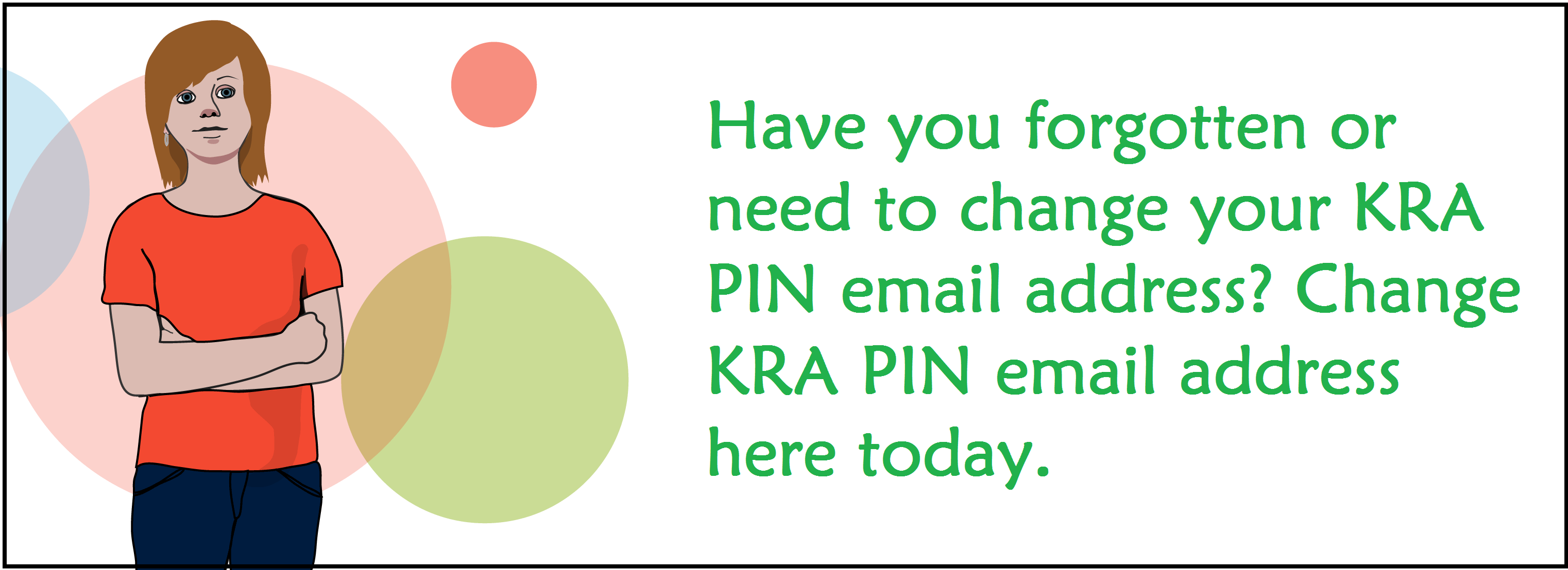 KRA PIN Change of Email Address in Kenya
