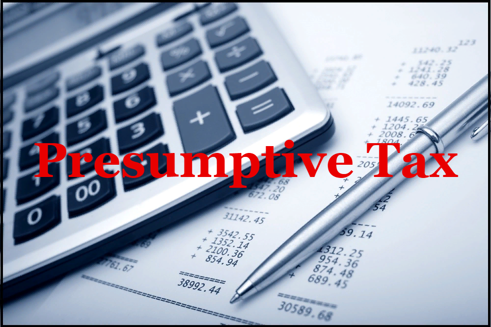 presumptive tax kra