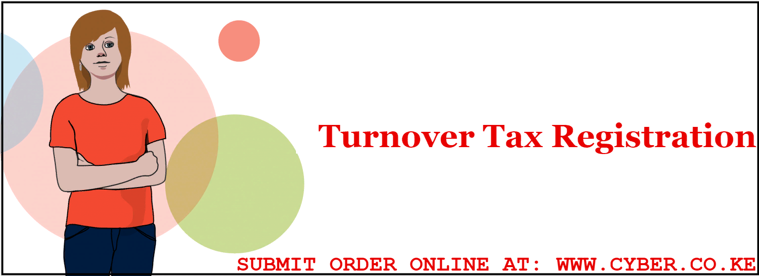 kra turnover tax registration