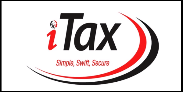 KRA iTax Portal Login Process For Taxpayers